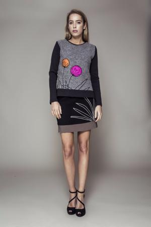 Sweater Galaxia bicolor